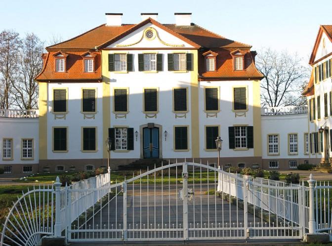 Schloss Hüffe / Foto: Wikipedia / Ingo2802 / CC-BY-SA 3.0