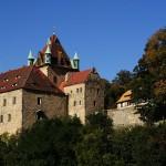"""""""Schneeweißchen und Rosenrot"""": Drehort Schloss Kuckuckstein"""