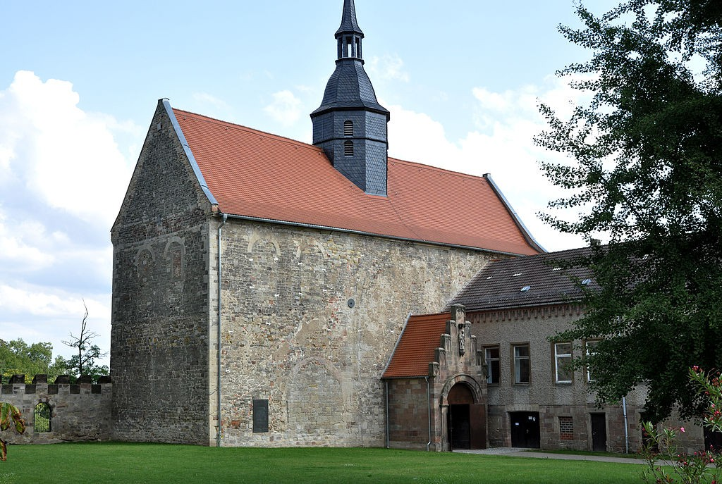 Die Gosecker Schlosskirche / Foto: Wikipedia / Hoger / CC-BY-SA 3.0