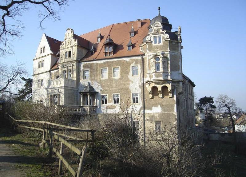Schloss in Hohenerxleben