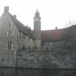 Burg Vischering und das eiserne Dornen-Halsband des Lambert von Oer