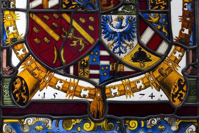 8_Wappenscheibe_Ferdinands_II_1574__Detail_