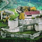 Eingeschlossen auf Burgruine Hohenneuffen
