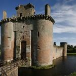 Caerlaverock Castle: Wächterin am Tor zu Schottland