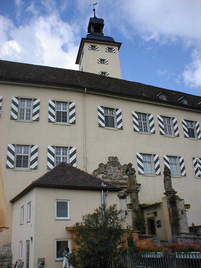 Schlossfassade von Horneck / Foto: Wikipedia / p.schmelzle / CC-BY-SA 2.5