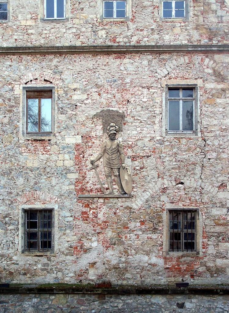 Fassade von Schloss Oberau / Foto: Wikipedia / X-Weinzar / CC-BY-SA 3.0