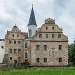 Silvesternacht: Vandalismus auf Wasserschloss Oberau