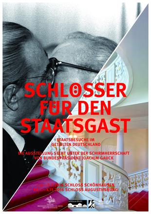 Das Plakat zur Ausstellung / © Stiftung Preußische Schlösser und Gärten Berlin-Brandenburg