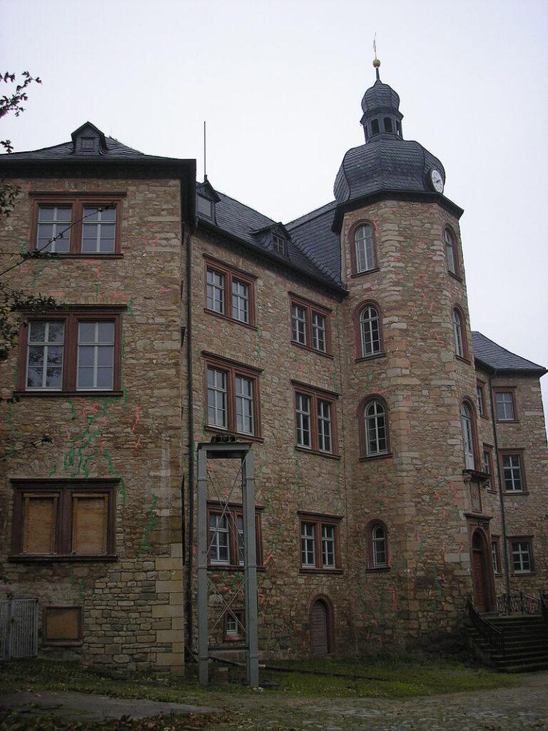 Schloss Wiehe / Foto: Wikipedia / Michael Sander / CC-BY-SA 3.0