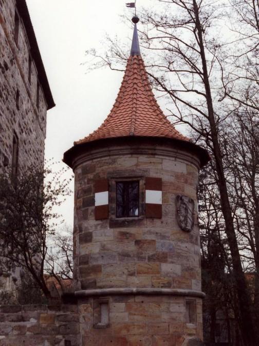 Rundturm am Wenzelschloss / Foto: Wikipedia / MacElch / CC-BY-SA 3.0