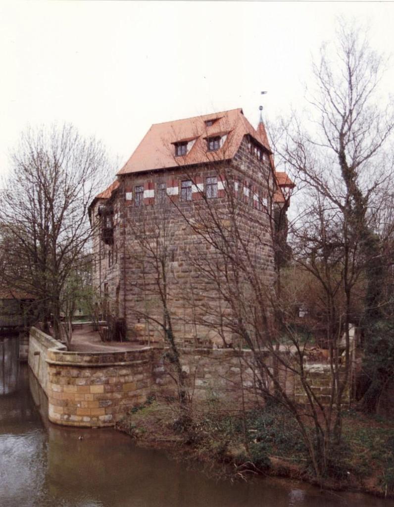 Wohnturm des Wenzelschlosses in Lauf an der Pegnitz / Foto: Wikipedia / MacElch / CC-BY-SA 3.0