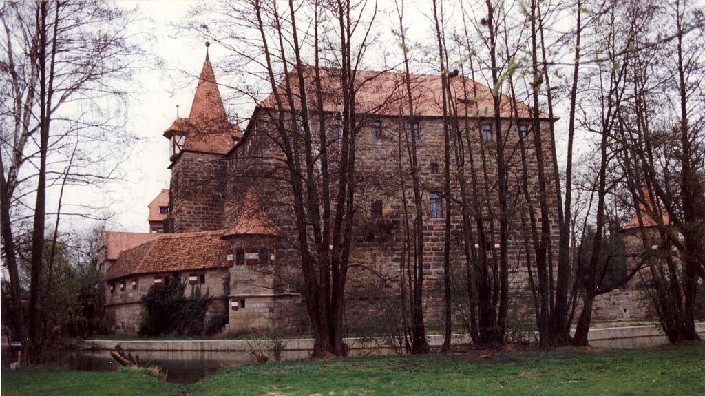 Der Palas des Wenzelschlosses Foto: Wikipedia / MacElch / CC-BY-SA 3.0