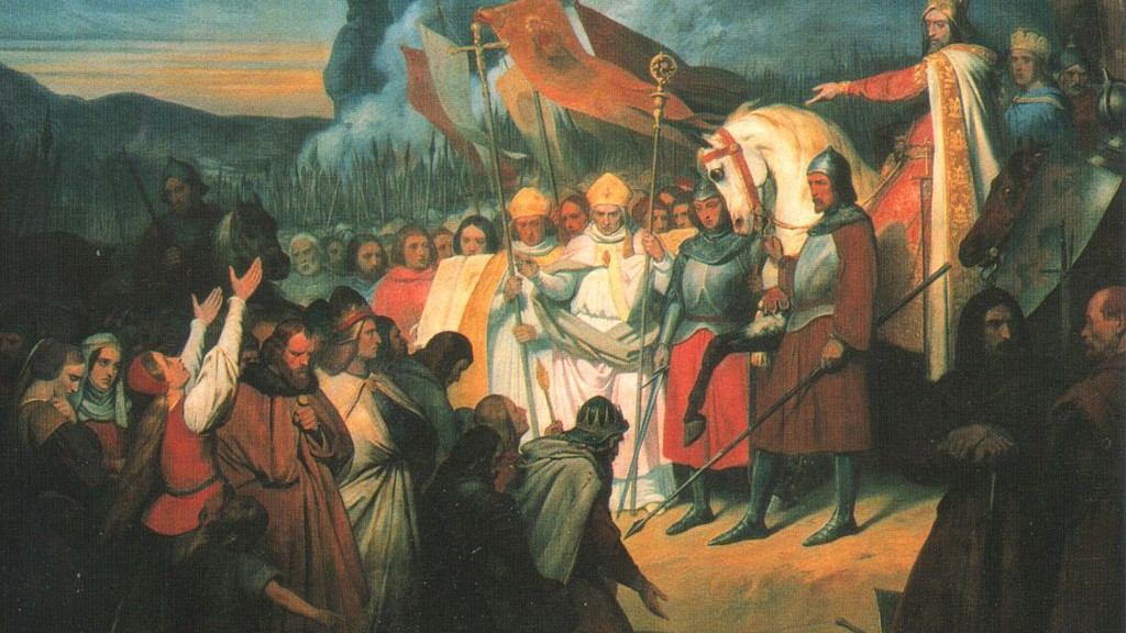Widukind Karl der Grosse