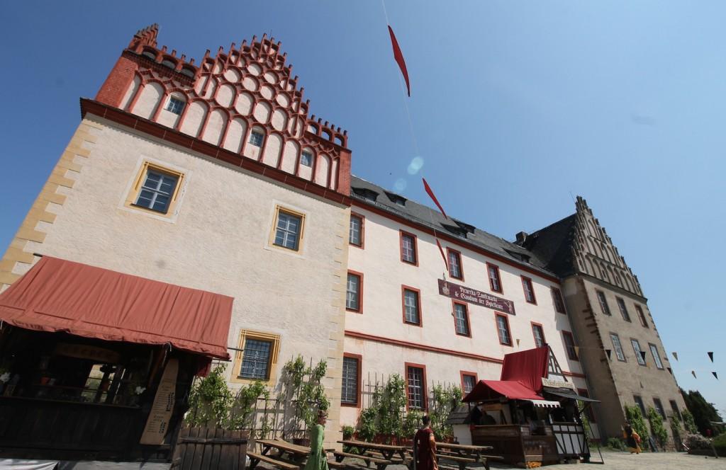 Schloss Trebsen an der Mulde / Fotos: Burgerbe.de