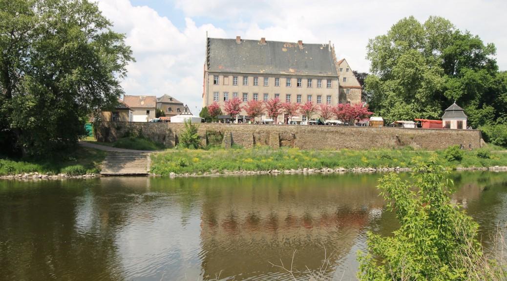 Hinterm Schloss: Die Mulde