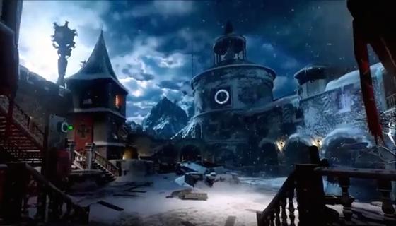 Burg Hohenwerfen: Wo sich die Zombies tummeln / Screenshot Youtube