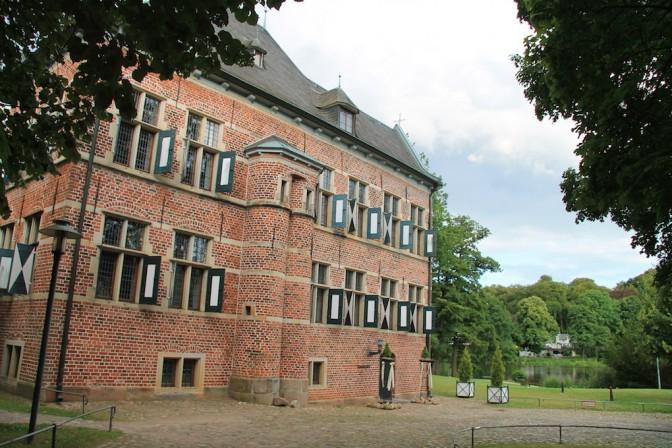 Schloss Reinbek mit seinem Park / Foto: Burgerbe.de
