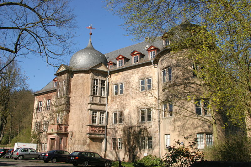 Schloss_Waechtersbach