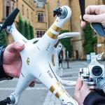 Drohne über Burg Hohenzollern abgestürzt
