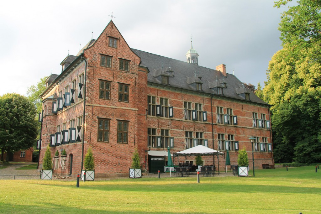 Schloss Reinbek: Würdige Unterkunft für Herzöge / Foto: Burgerbe.de