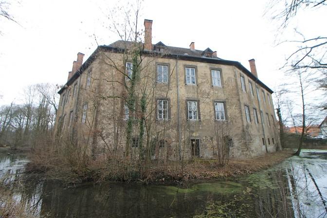 Schloss Wendhausen rueck