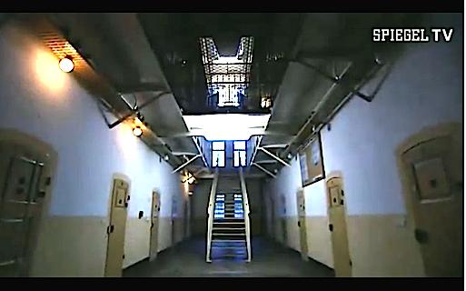 Zellentrakt in Hoheneck / Bild: Screenshot Youtube