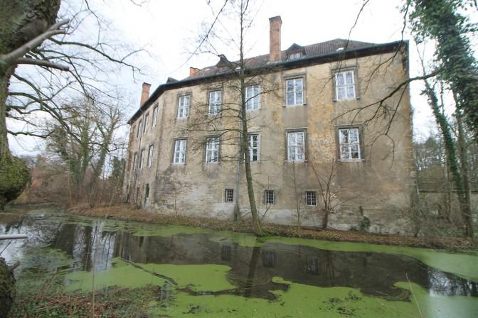 Schloss Wendhausen: morbider Charme...