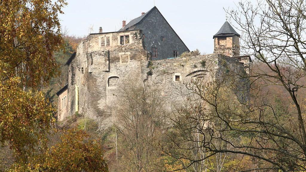 Graefenthal-Schloss Wespenstein