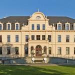 Brand auf Schloss Ribbeck im Havelland