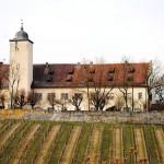 Brand auf Schloss Hallburg verwüstet Restaurant