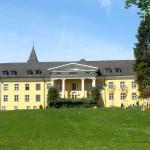 Großbrand im Internat Schloss Ebenzweier