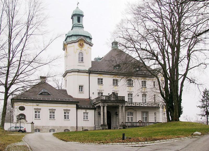 Schloss Hirschberg / Foto: Gras-Ober / CC-BY-SA 3.0