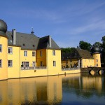 Unwetter: Flutwelle trifft Burg Gudenau