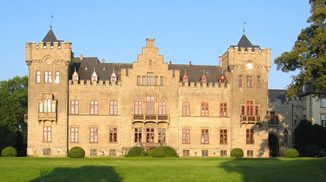 Schloss Herdringen / Foto: Wikipedia / Michael Jolk, Werl / CC-BY-SA 2.0
