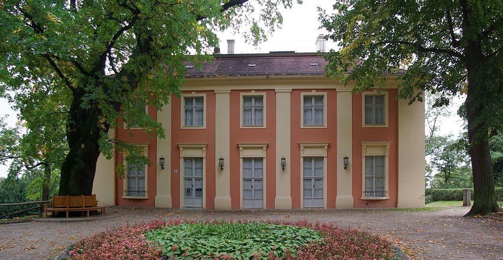 Schloss Freienwalde heute / Foto: Wikipedia / Clemensfranz / CC-BY-SA 4.0
