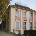 Schloss Freienwalde mit Rathenau-Gedenkstätte vor Schließung