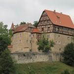 Schloss Rechenberg: Jugendherberge bleibt bis 2019 geschlossen