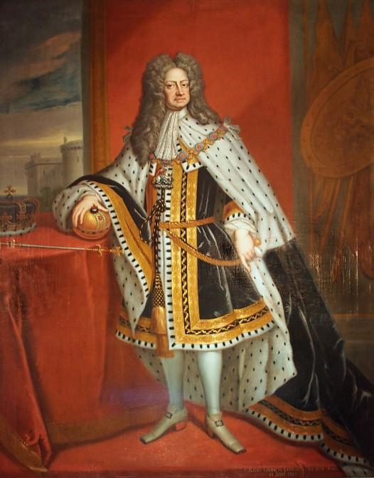 Der betrogene Kurprinz wurde später als Georg I. König von England / Foto: gemeinfrei