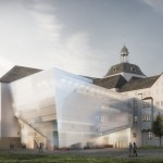 Schloss Gottorf: Wirbel um futuristischen Glasquader-Anbau