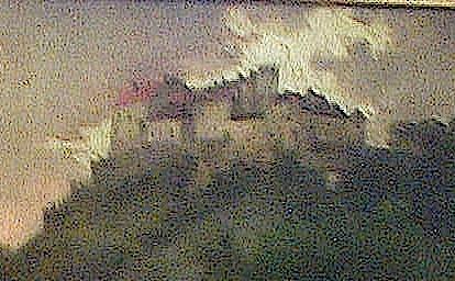 Welche Burg mag das sein?