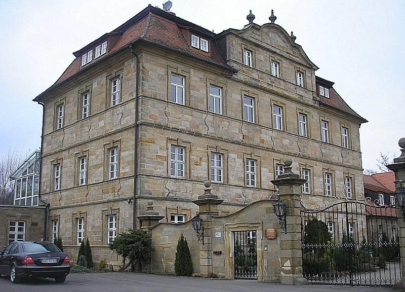 Schloss Gleusdorf / Foto: Dark Avenger / CC-BY-SA 3.0