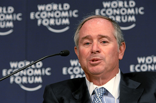 Stephen Allen Schwarzman / Foto: World Economic Forum / CC-BY-SA 3.0