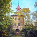 Schloss Syburg (Franken) sollte versteigert werden. Wert: 110.000 Euro