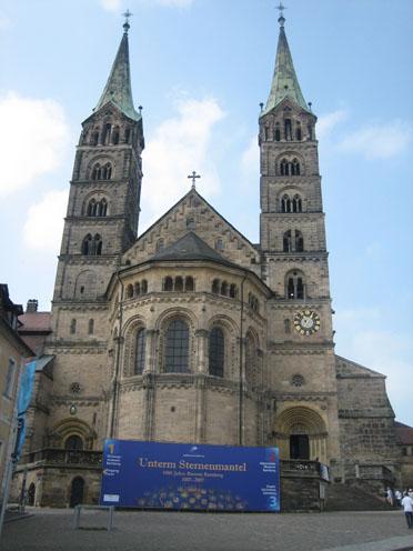 Clemens II. liegt im Bamberger Dom begraben / Foto: Burgerbe