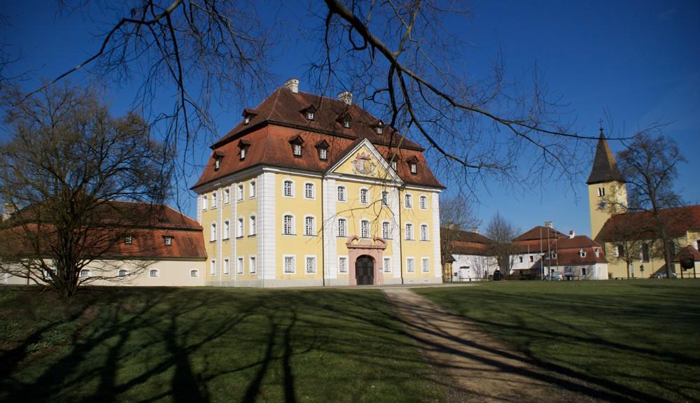 Schloss Theuern / Foto: Wikipedia / Matthias Süß / CC-BY-SA 3.0