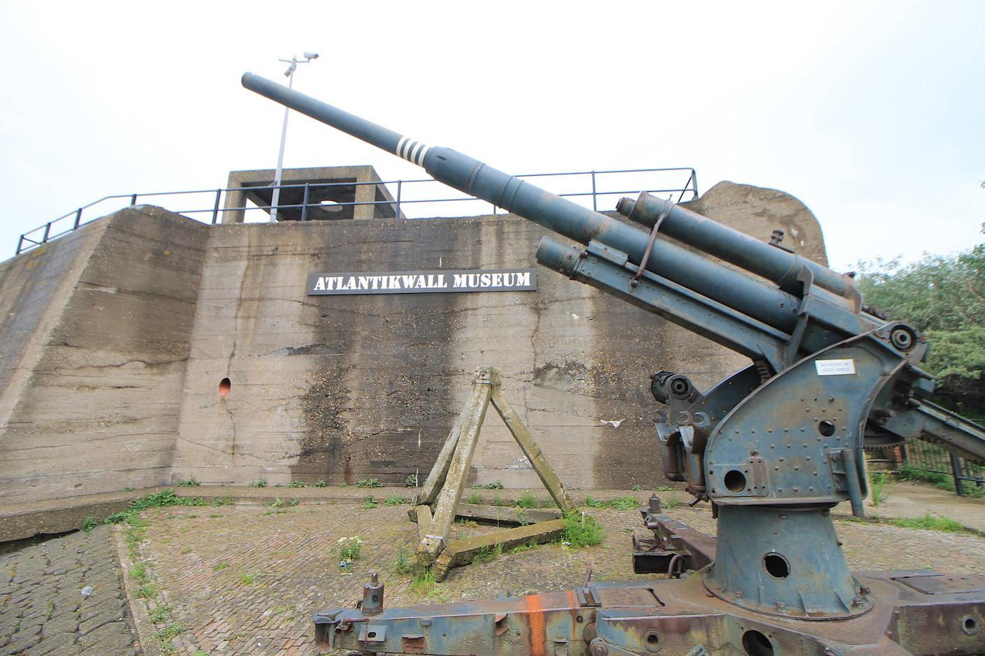Bunker Atlantikwall Karte.Das Atlantikwall Museum In Hoek Van Holland