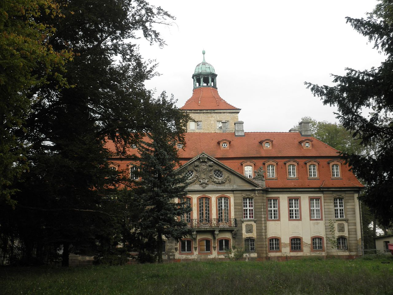 Hanka Rackwitz Schloss