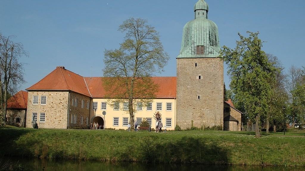 Schloss Fürstenau / gemeinfrei