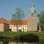 Schloss Fürstenau: Einbrecher festgenommen