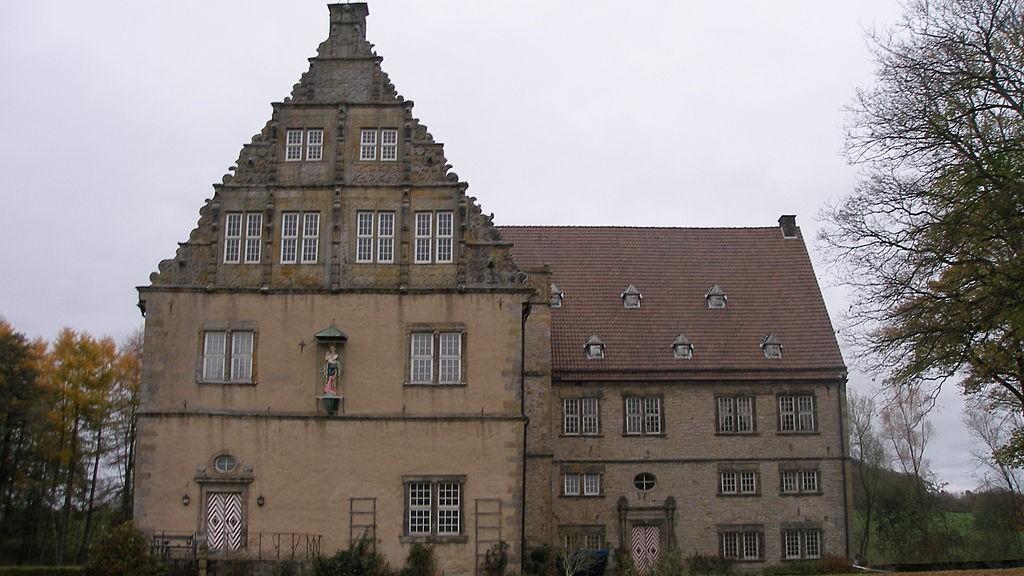Schloss Thienhausen / Foto: Wikipoedia / Klaus Graf / CC-BY-SA 3.0